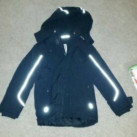 Marks and Spencer boys coat age 7-8