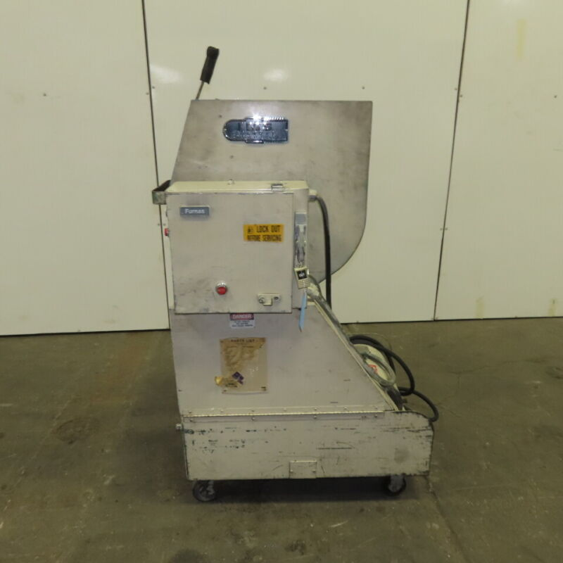 "IMS LP-120-3 12"" x 12""  Open Grinder Granulator 7.5Hp 230/460V 1765 RPM"