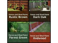 TIMBERTONE NEW SHED/FENCE PAINT 5LTR