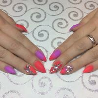 Glamour Style Nails