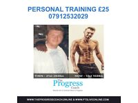 Personal training In Westerham £25 Per Session At My Private Gym
