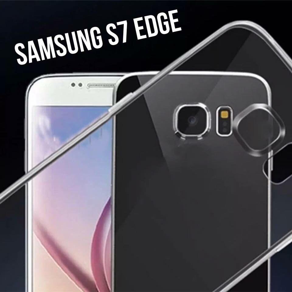 SAMSUNG S7 EDGE SILICONE CASE COVER