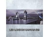 LED London Canvas