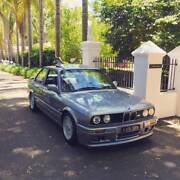 BMW E30 325is Sydney City Inner Sydney Preview