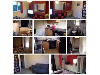2 bedroom flat seeking 2/3 bedroom property