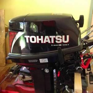 Brand New Tohatsu 18 hp two stroke Barrington Kentish Area Preview