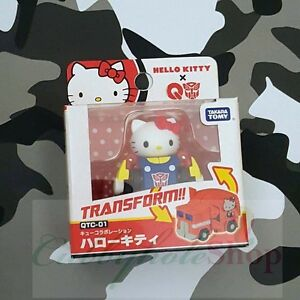 Takara-Tomy-Choro-Q-Hello-Kitty-Transformers-QTC-01