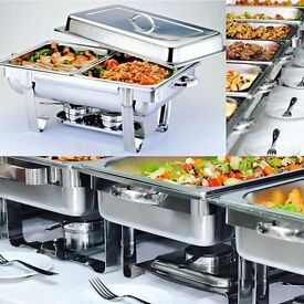 Chafing dishes to Hire in Leicester from £8 per dish. Fuel available.