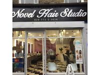Beauty and therapy room to let in a beauty salon near vauxhall station at city centre