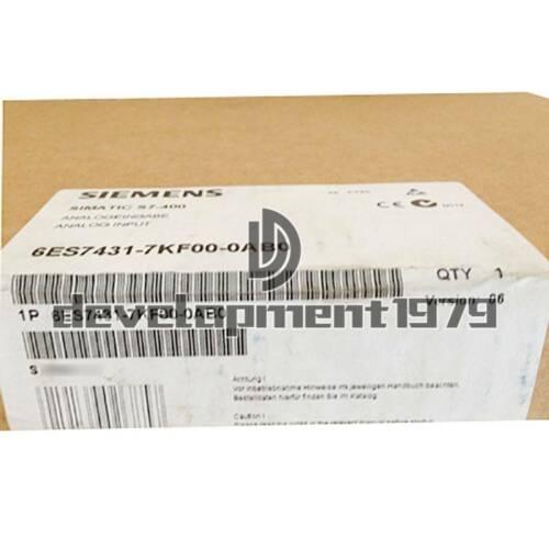 ONE New Siemens PLC module 6ES7 431-1KF00-0AB0 6ES7431-1KF00-0AB0