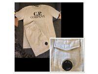 cp tshirt and shorts