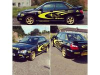 Subaru Impreza GX Sport Edition