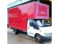 RJ Batten Man with Van Biggest Van on Gumtree and Small Van Avaliable Too!!