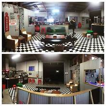 Unique Motorcycle Shop/Cafe/Barber Shop For Sale Redcliffe Redcliffe Area Preview