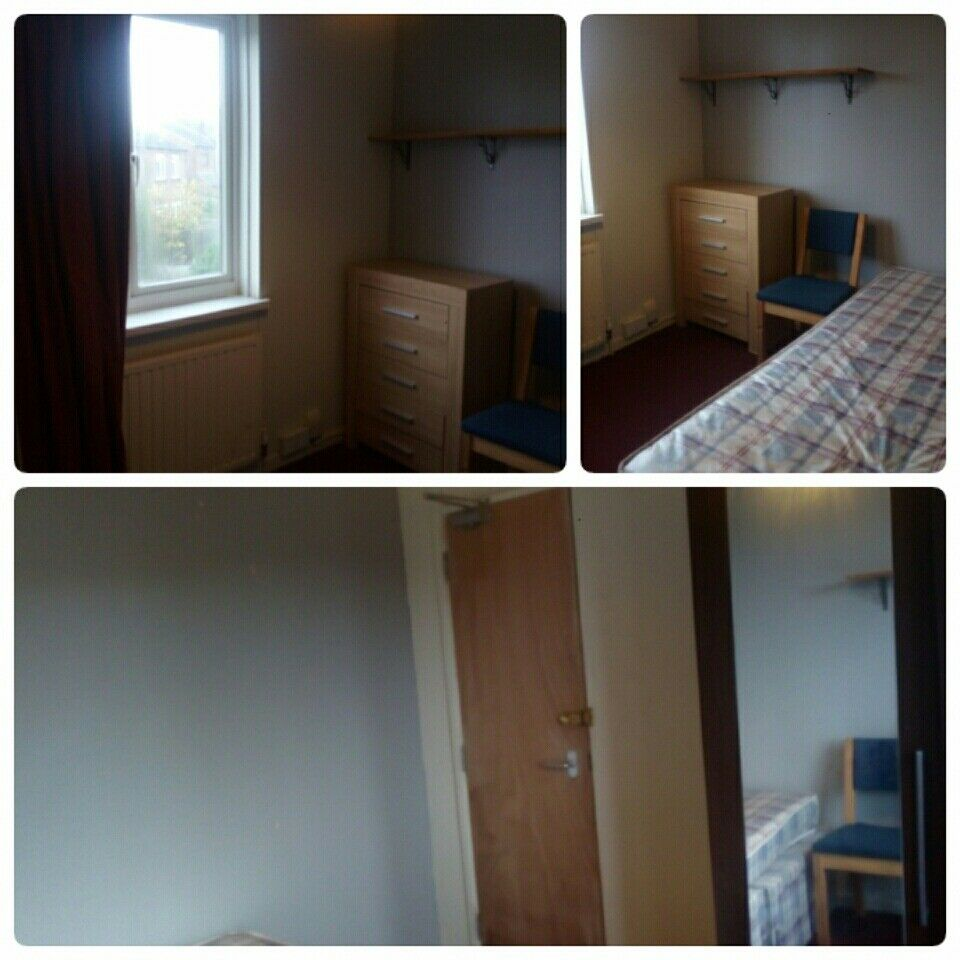 Nice single room available, for single occupant in woodfarm area for 475 pm incl bill+wifi Thanks