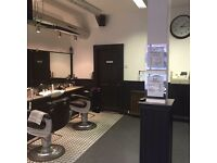 BARBER REQUIRED part time, for busy town centre barber shop, call 0191 2802540