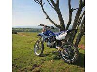 2009 YAMAHA YZ85 2 STROKE MX BIKE
