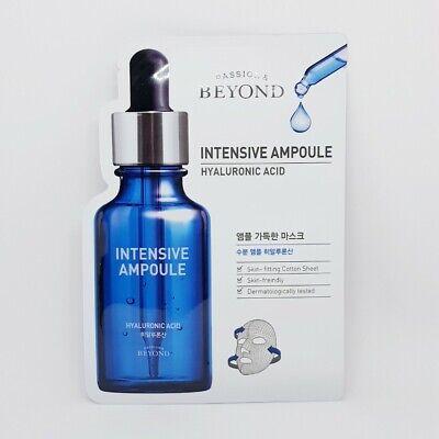 [Beyond] Intensive Ampoule Mask Hyaluronic Acid 22ml x 5pcs Mositure K-Beauty
