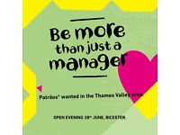 Patrao (General Manager) - Nando's Restaurants - Thames Valley - Open Evening!