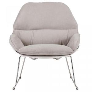 Light Grey Accent Chair Sale-WO 7736 (BD-2556)