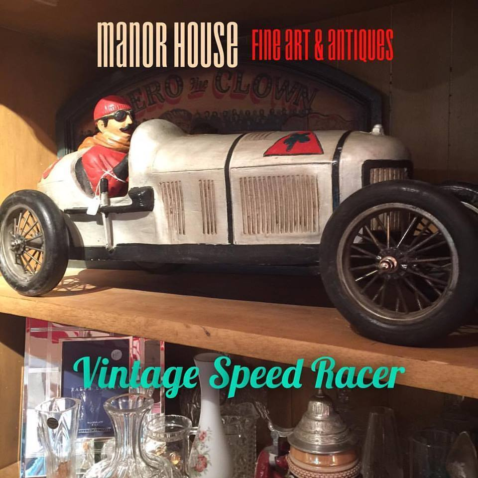 Manor House Fine Art & Antiques