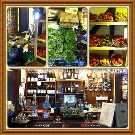 Part Time Experienced Bar & Waiting Staff