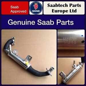 GENUINE SAAB 9-3 9-5 06-10 EGR COOLER PIPE 1.9 16V Z19DTH - 55202430 55210701