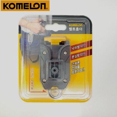 KOMELON Tape Measure Belt Holder Clip Construction Engineer Measure Ruler Tool