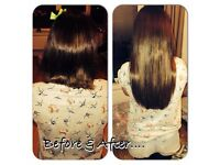 Experienced hair extension techincian in chelmsford area