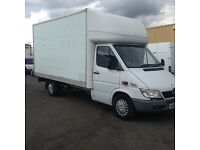 mercedes sprinter 311 cdi ft 14 luton