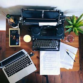 Vintage Antique Typewriter
