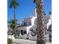 Villa for rent in Villamartin, Costa Blanca.