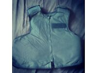 Kevlar L2 Stab Bullet proof Ballistic Body Armour Security Vest XPolice/Press RRP£400