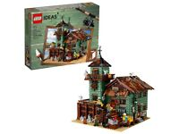 LEGO IDEAS Old Fishing Store 21310, Brand New, Sealed