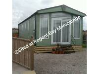 Caravan AUGUST AVAILABILITY From £285 in our Luxury 4 berth caravan Morecambe