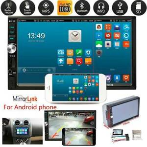 7inch Double 2 Din Touch Car Stereo Radio MP5 MP3 Player Head Un Doveton Casey Area Preview