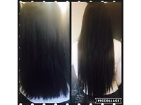 HAIR EXTENSIONS - Nano rings, Micro rings and Fusion bonding! AMAZING QUALITY HAIR!