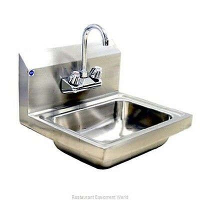 Blue Air Commercial Stainless Steel Bsh-14lf Sink Hand New