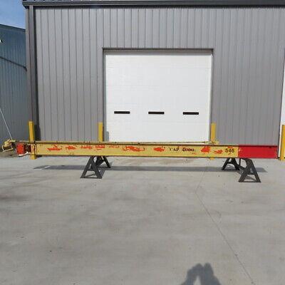 4000lb 2ton Cap Wall-mount Overbraced Tie-rod Jib Crane 235 Swing