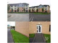 Modern new build 2 bedroom flat located in G13 1AZ ANNIESLAND WEST END EXCHANGE SWAP ONLY