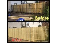 BEST PRICES JOINER ** FENCING, DECKING, LOCKS, BATHROOM RE-SEAL FROM £35 - NO JOB TOO SMALL **