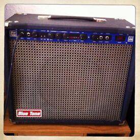 Bluetone Pro30M solid state combo - vintage Marshall tone!
