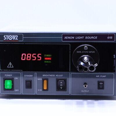 Karl Storz 615c Endoscopy Xenon Light Source