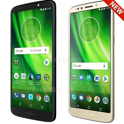 (Motorola Moto G6 Play (32GB) 5.7