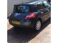 RENAULT MEGANE 2008 .. QUICK SALE AS WANT TO BUY BIG FAMILY CAR
