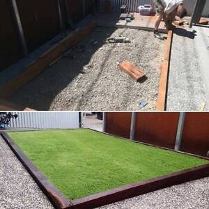 Pet Friendly Non Fade Synthetic Turf 35mm Fr. $16/m2 Sunshine North Brimbank Area Preview