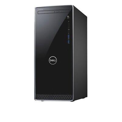 NEW DELL inspiron 3670 Desktop i5-8400 8GB RAM 1TB HDD NVIDIA GTX 1060