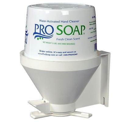 Starter Kit for ProSoap Hand Cleaner Industrial Mechanic Automotive Soap w/ Grit (Grit Hand Cleaner)