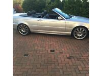 Bmw E46 Convertible For Sale or Swap