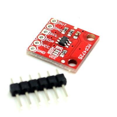 1pcs MCP4725 I2C DAC Breakout Module 12Bit Resolution Arduino Raspberry Pi Red